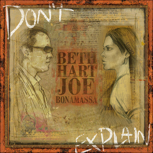 "Cover Me #1  Beth Hart & Joe Bonamassa ""Don't Explain"" (2011) Bethha10"