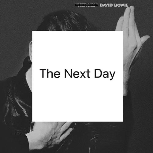 Potevamo essere eroi solo per un giorno e poi... David Bowie: The Next Day - 2013 Cover12