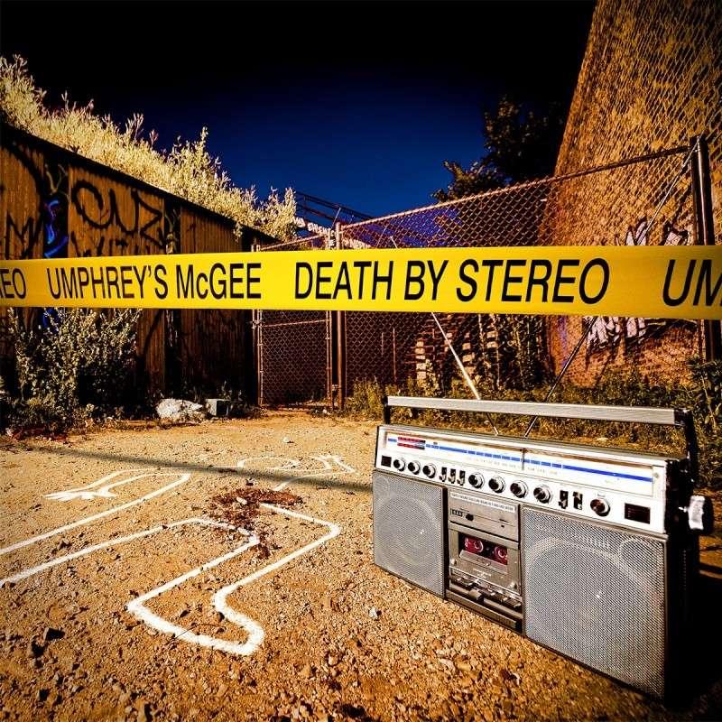 "Sappiatelo, di stereofonia si può anche ""morire""... Umphrey's McGee: Death By Stereo (2011) Front12"