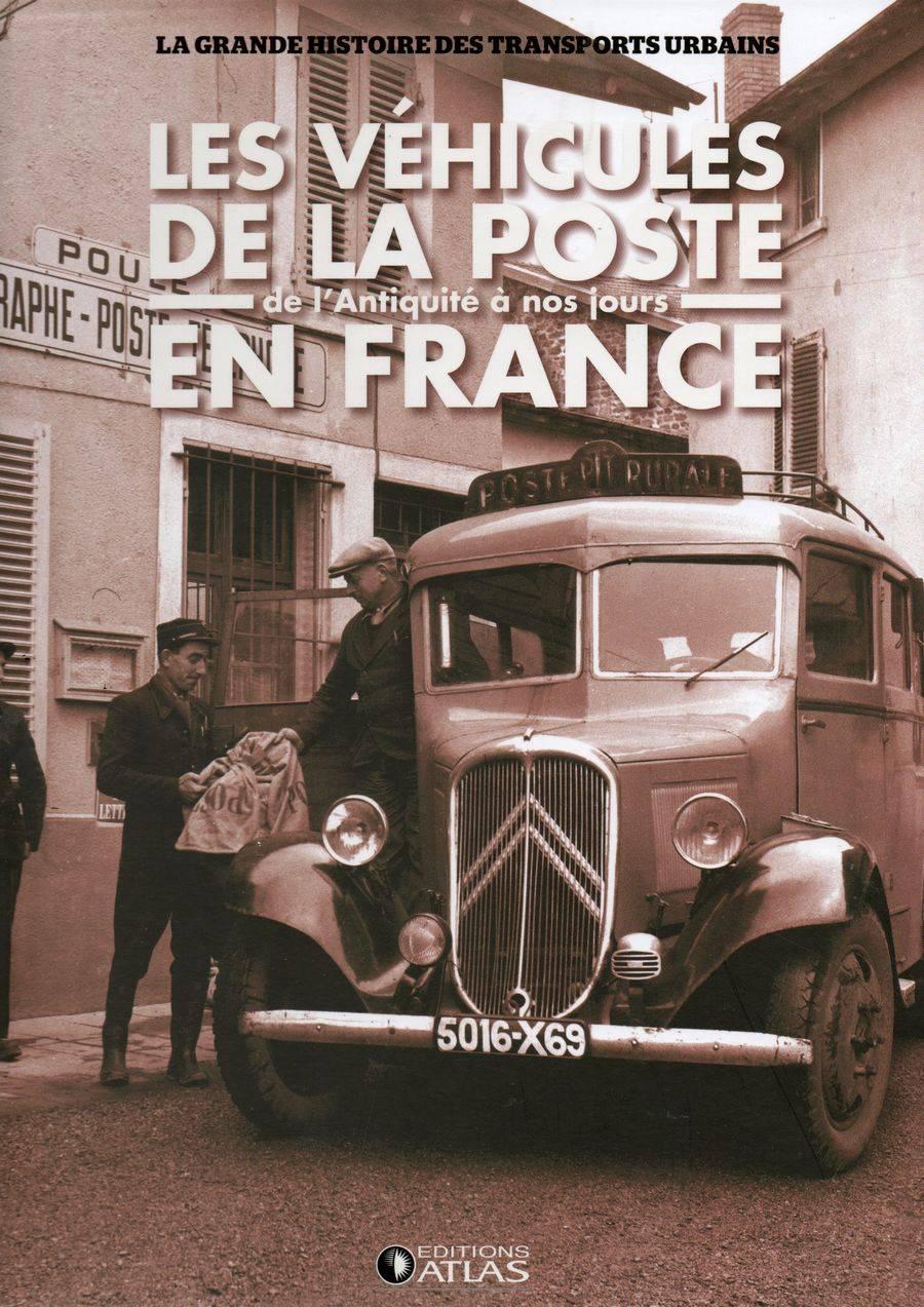 Citroën et La Poste. U23_po10