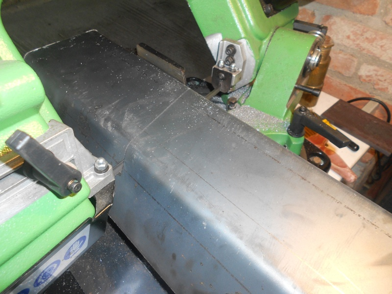 Un paraurti posteriore semplice e pulito....... Dscn2513