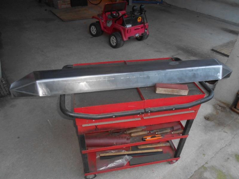 Un paraurti posteriore semplice e pulito....... Dscn2610