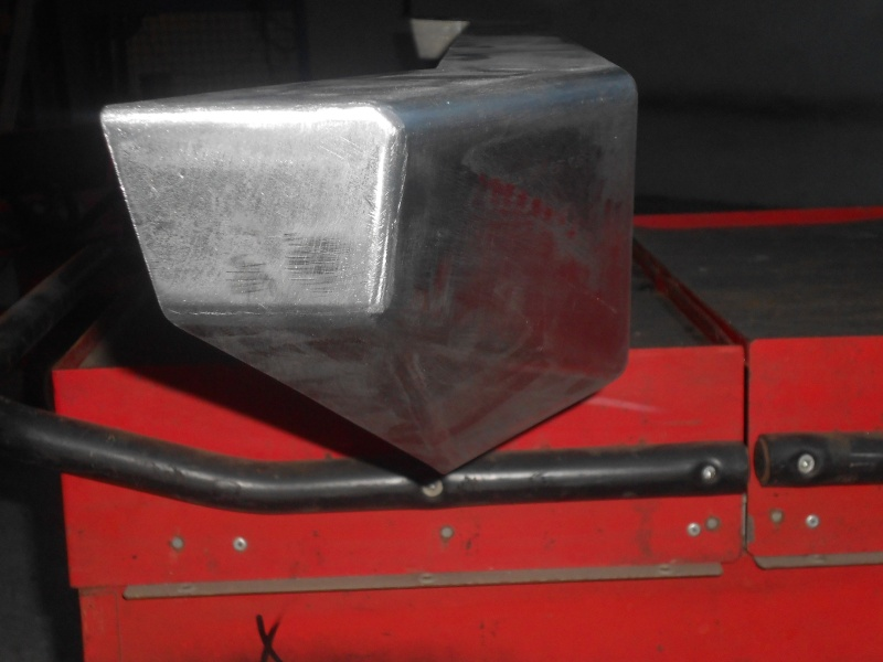 Un paraurti posteriore semplice e pulito....... Dscn2611