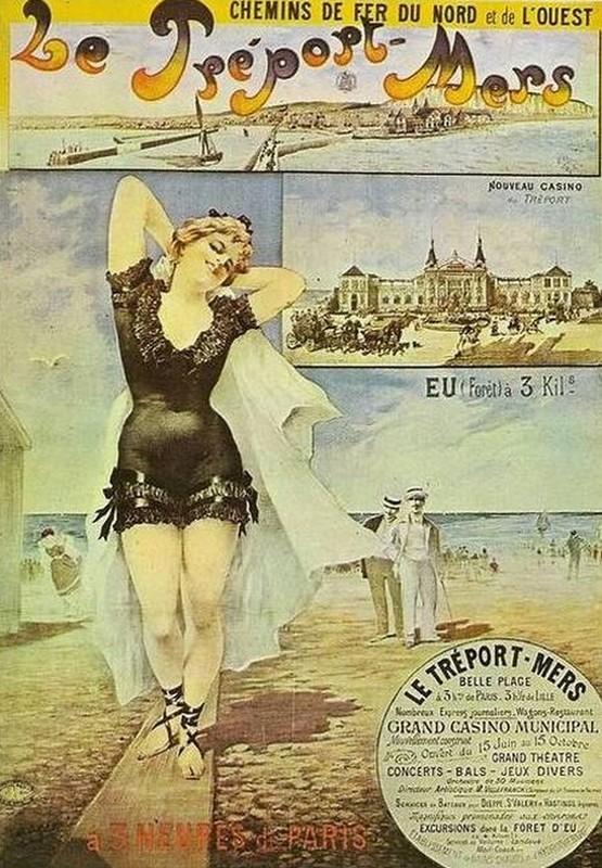 Les affiches du temps passé quand la pub s'appelait réclame .. - Page 3 Le_tre10