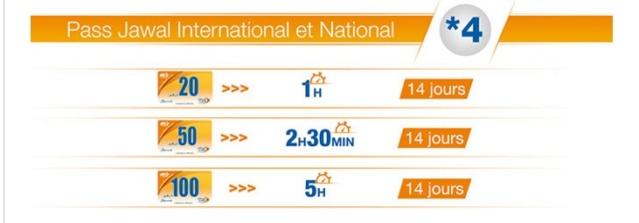 [Maroc/Internet, WiFi, Tel] Carte Maroc Telecom Internet  Moulay Bousselham  2018-110
