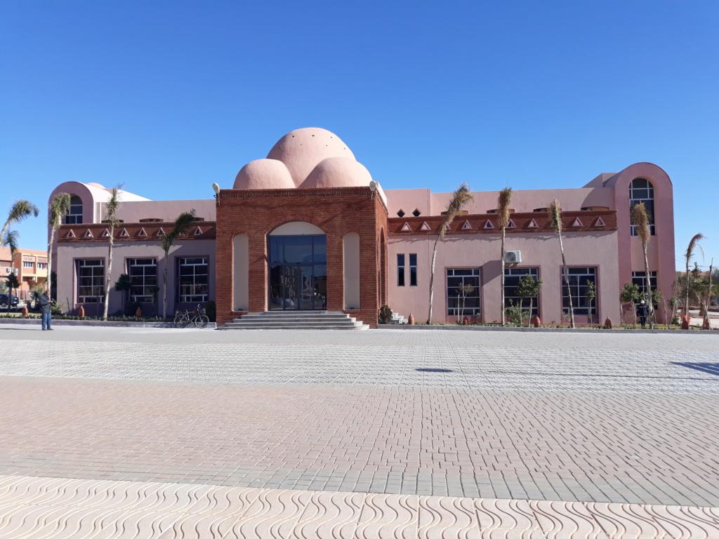 [Maroc Camp/Dernières nouvelles] stationnement à Bouarfa 20200145