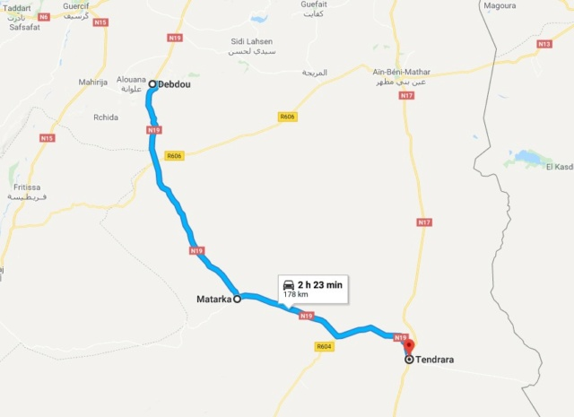 [Carburant, Routes, Police] RN 19 Carte10