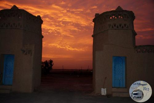 [nos beaux pays : la France, le Maroc et .....  le Monde] Couchers de soleil - Page 2 Mer10