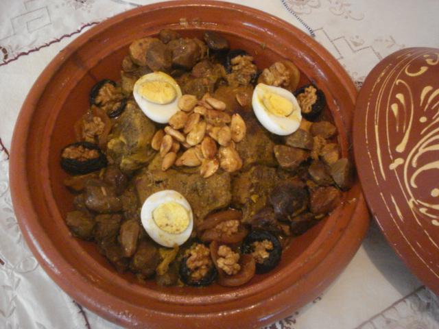 Les truffes du Sahara Tagine10