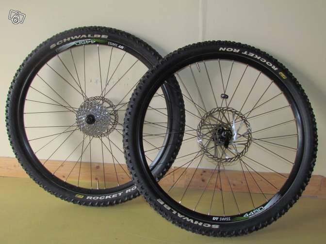 roue dt swiss 4450 53930510