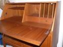 danish? teak secretary desk P1250213