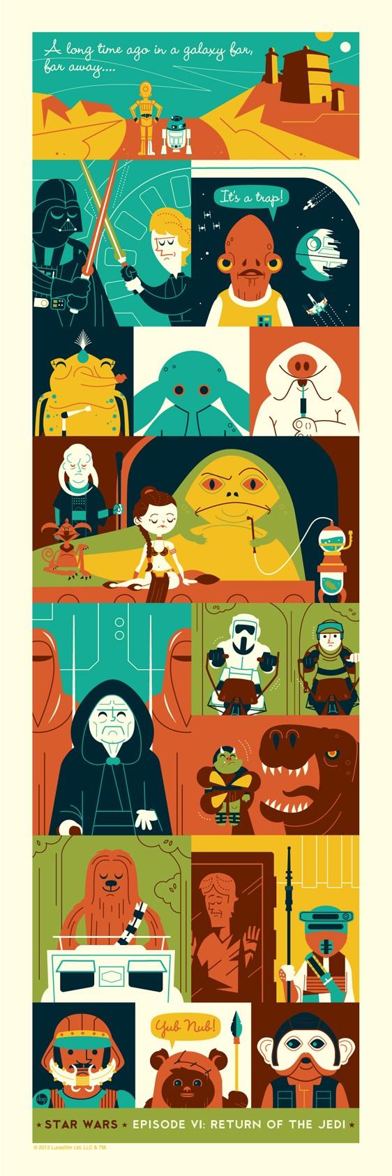 Artworks - ACME - Return of the Jedi by Dave Perillo Swotlt10
