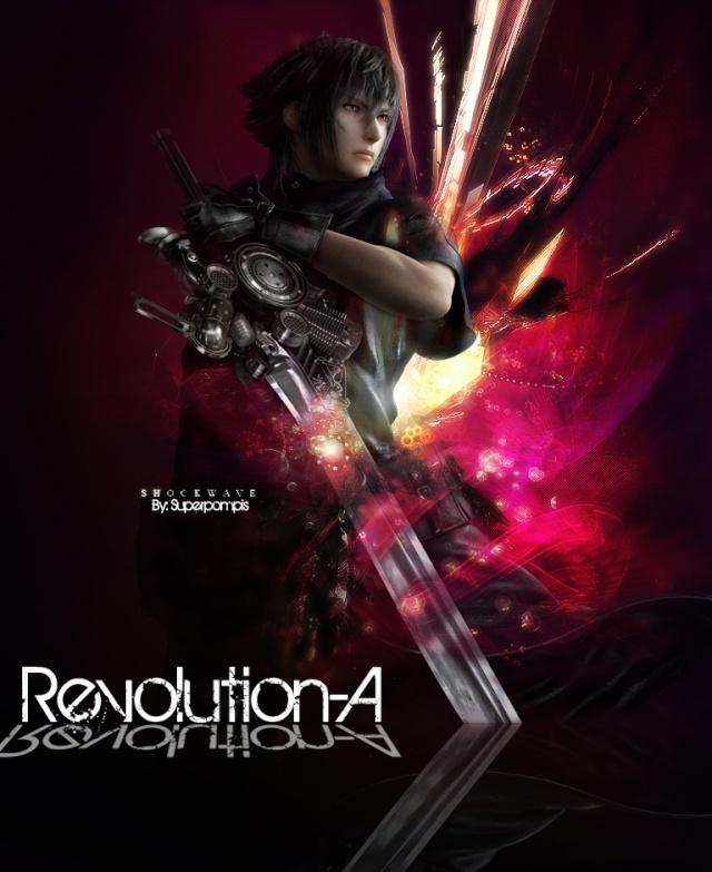 Revolution-A