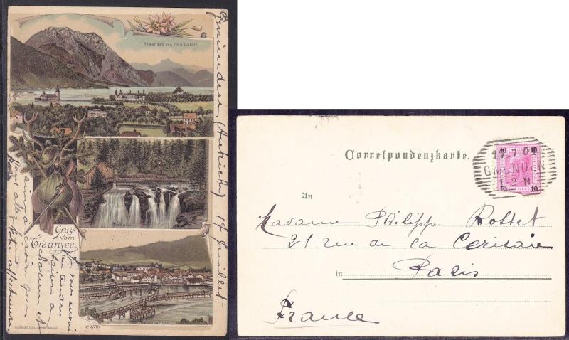 mannaro`s ALTÖSTERREICH STEMPELTHREAD (inklusive 1867) - Seite 3 1901_g10