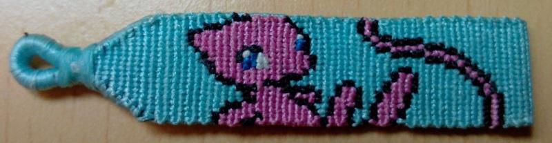 Elfée des bracelets Mew111