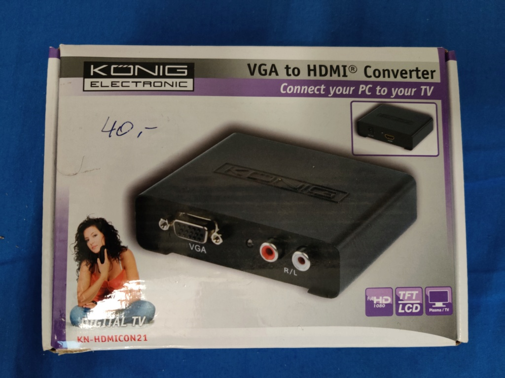 VGA vers HDMI  Img_2655