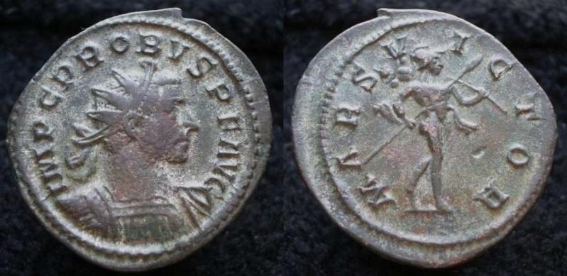 Le IIIème siècle d'aureus78 - Page 6 Probvs11