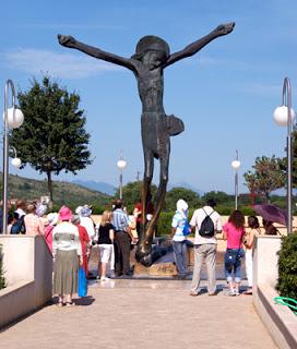 Medjugorje : la position de l'église catholique - Page 3 Christ10