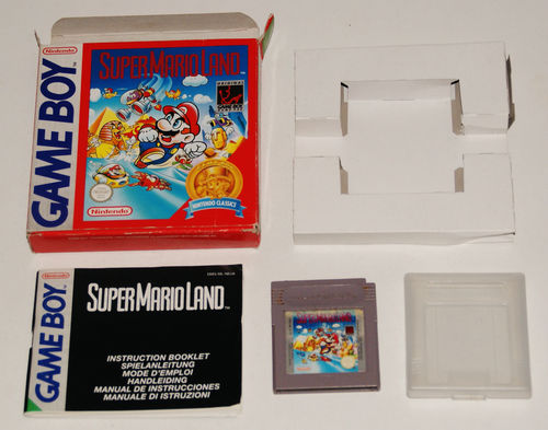 Version super mario land classic T2ec1610