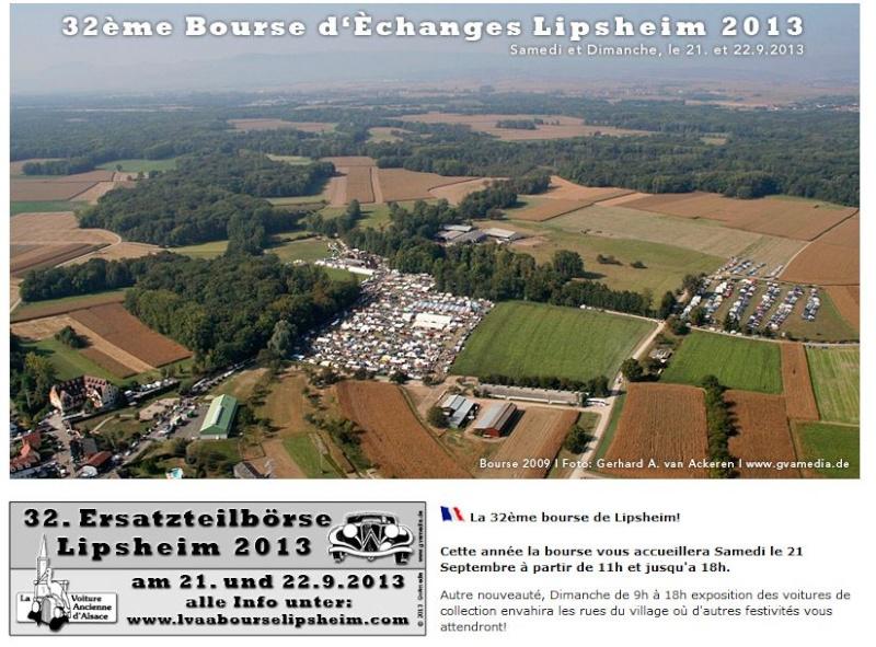 Bourse de Lipsheim en Alsace Bourse10
