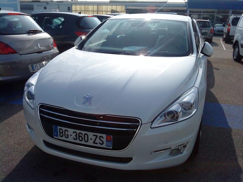 Peugeot 508 [photos officielles] Dsc01410