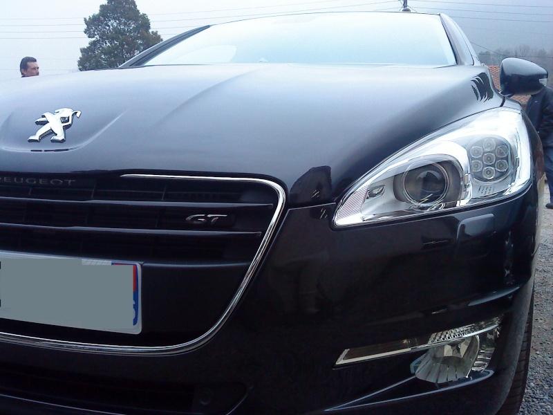 Peugeot 508 [photos officielles] Dsc01428