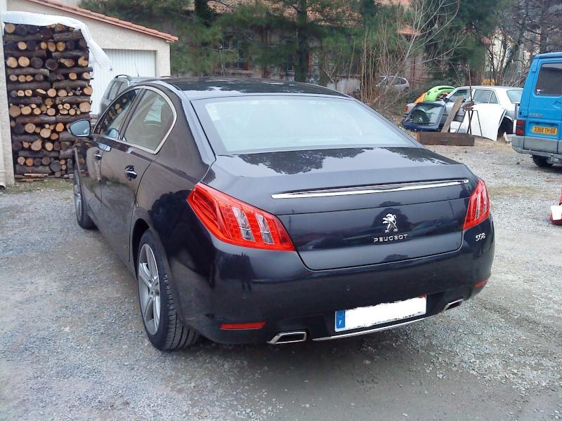 Peugeot 508 [photos officielles] Dsc01429