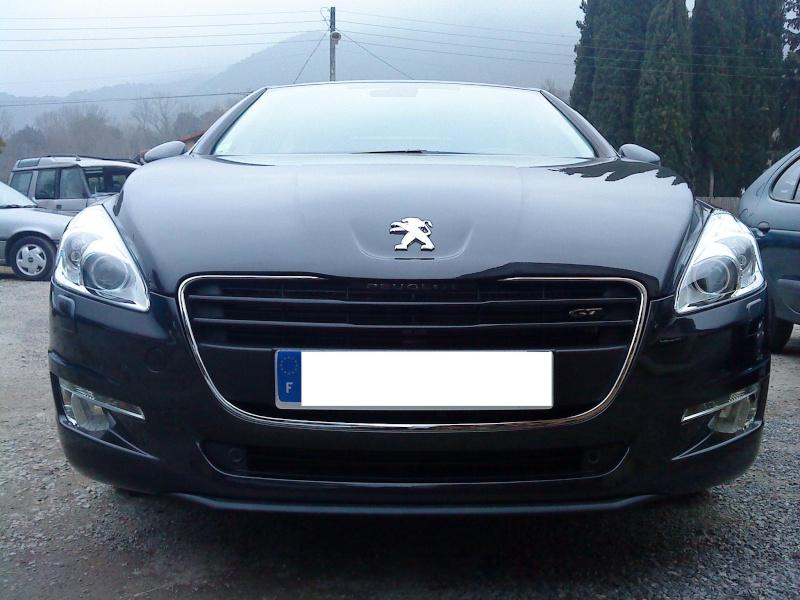 Peugeot 508 [photos officielles] Dsc01432