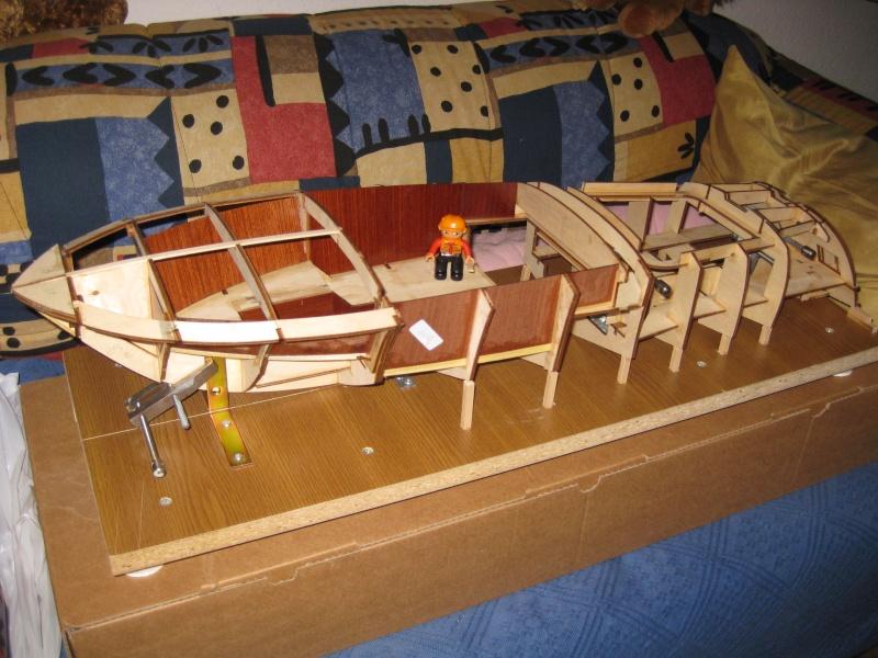 Italienisches Sportboot 8810