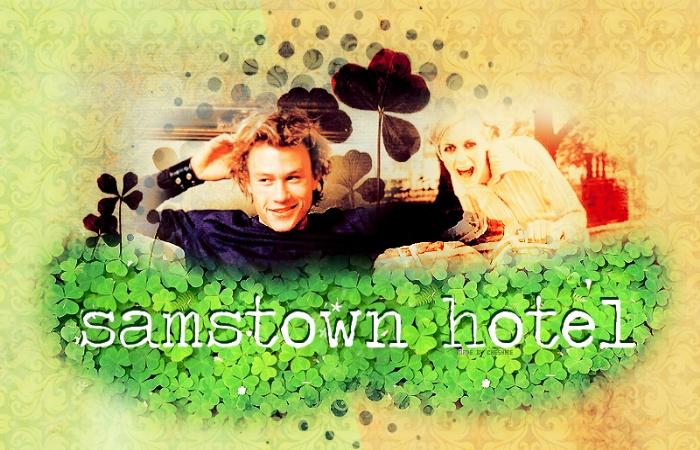♣ SAMSTOWN HOTEL
