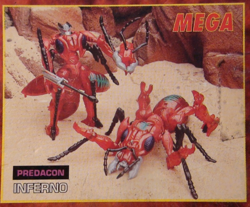 [Catalogues] Beast Wars Ani mutants Z1010