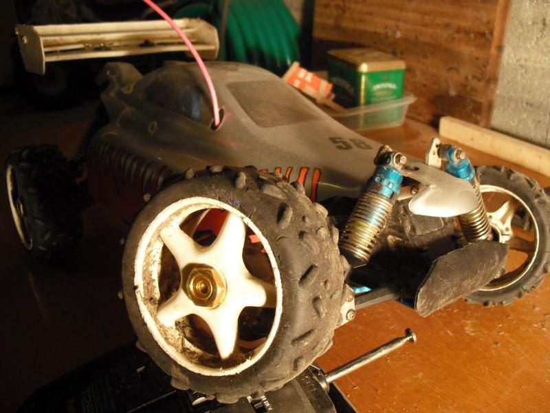 Juju's T2m blitz evo 1 moteur LRP Z.21R Prasen13