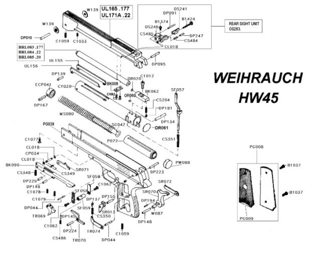 Weihrauch HW45 Black Star Hw45_p11