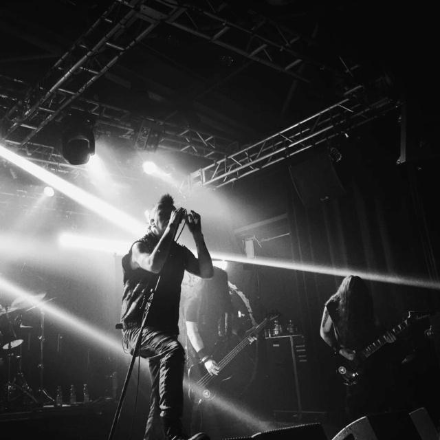 Dark Days Of Helsinki - Nosturi (Finland) September 22 - 2017 Band15