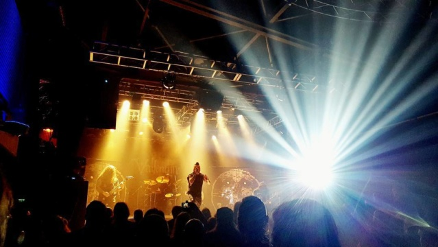 Dark Days Of Helsinki - Nosturi (Finland) September 22 - 2017 Band16