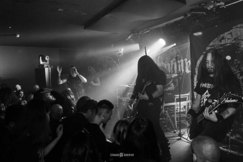 Nambucca -London (UK) September 29 - 2018  Band20
