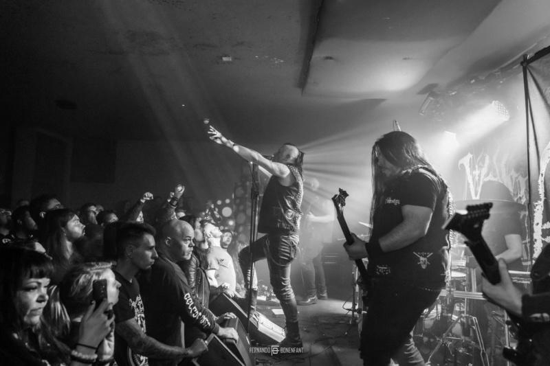 Nambucca -London (UK) September 29 - 2018  Band_310
