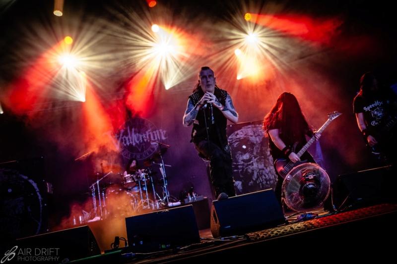 Wacken Open Air Festival - Wacken (Germany) - August 02 - 2018  Band_410