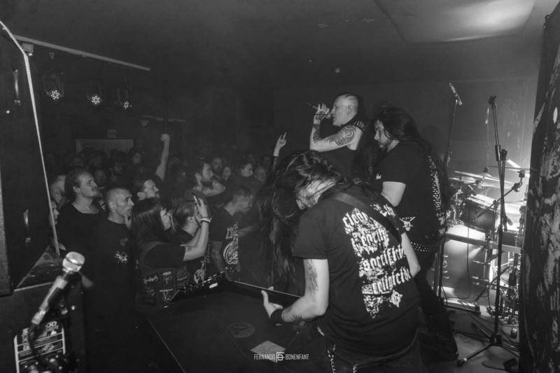 Nambucca -London (UK) September 29 - 2018  Band_e11