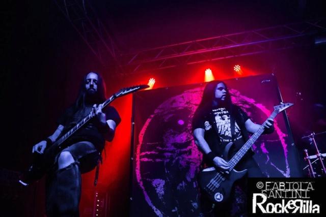 Damnation Festival - Leeds (UK) November 04 - 2017 Chris_20