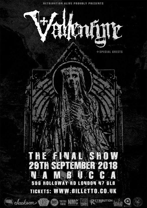 Nambucca -London (UK) September 29 - 2018  Flyer10