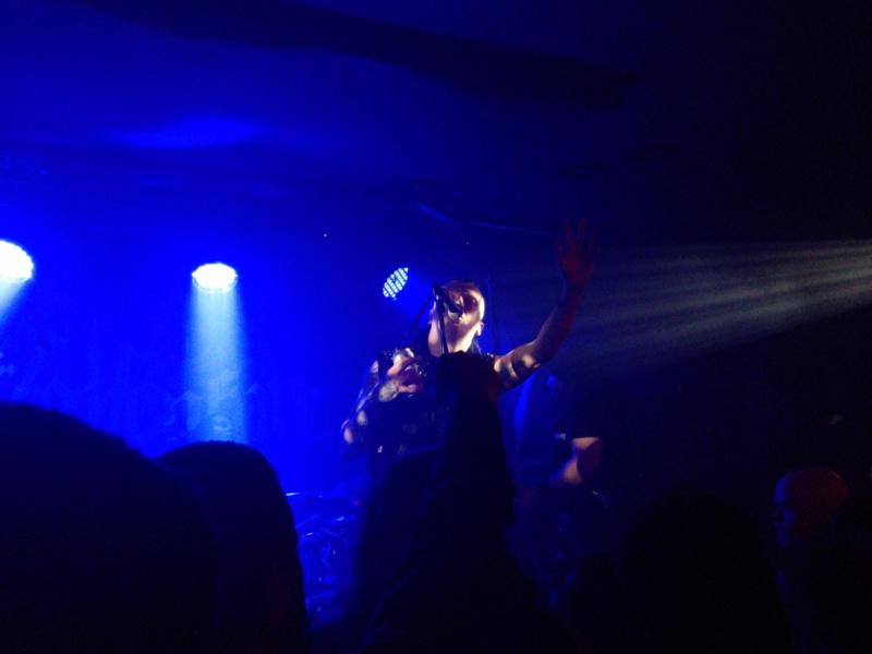 Nambucca -London (UK) September 29 - 2018  Greg36
