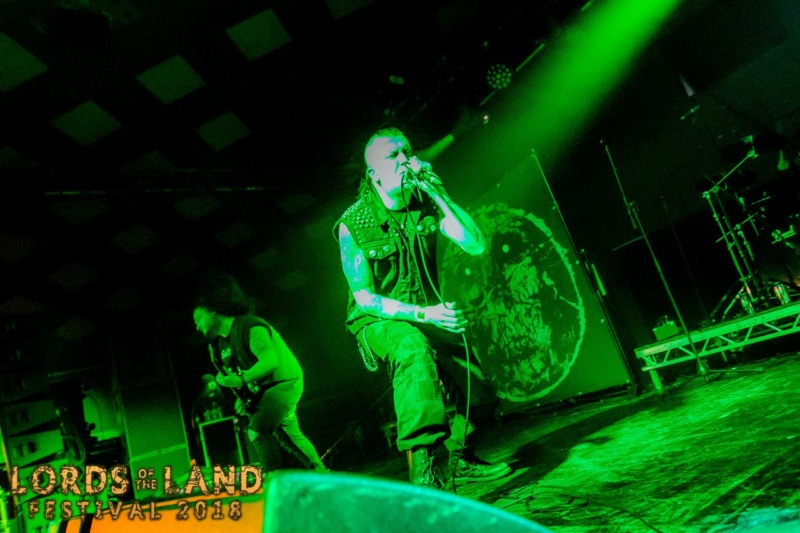 Lords Of The Land Festival - Glasgow (Scotland) April 07 - 2018  Greg_e23