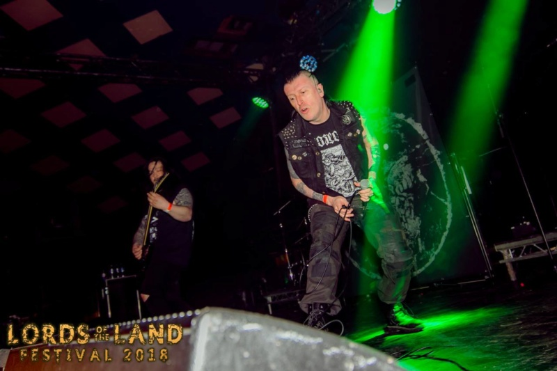Lords Of The Land Festival - Glasgow (Scotland) April 07 - 2018  Greg_e24