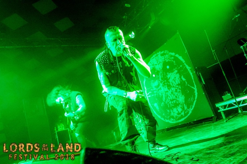 Lords Of The Land Festival - Glasgow (Scotland) April 07 - 2018  Greg_e25