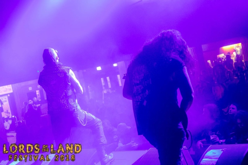 Lords Of The Land Festival - Glasgow (Scotland) April 07 - 2018  Ham_gr10