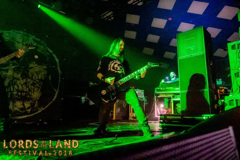 Lords Of The Land Festival - Glasgow (Scotland) April 07 - 2018  Sam20