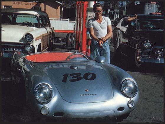 Porsche et personnalités James_10