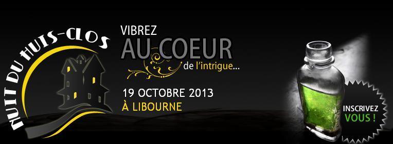 ¤¤¤ Nuit du Huis-Clos Occitane ¤¤¤ 19/10/2013 Test10