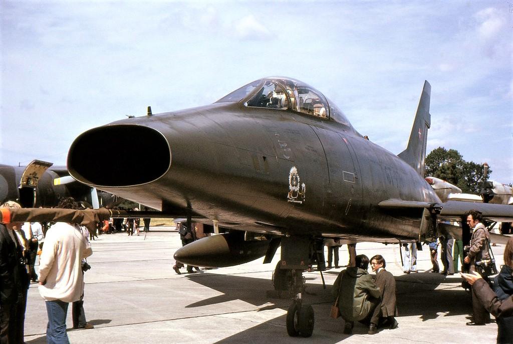F 100 D Super Sabre  Turquie  ESCI  1/72 27226110